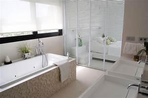 Architecture House Contemporary White Bathroom Inspiration ...