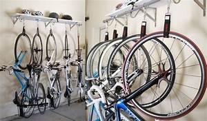 Fahrrad Haken Zum Aufhängen : fahrradhalterung wand selber bauen ideen haken metall einfach felge garage basteln pinterest ~ Markanthonyermac.com Haus und Dekorationen