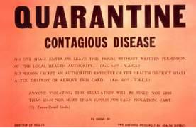 Benjamin Stockham Quarantine