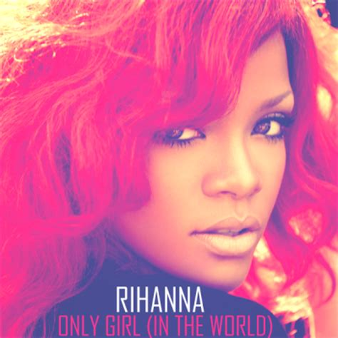 Only Girl (in The World) By Rihanna Free Piano Sheet Music