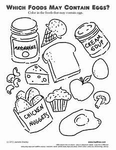 Coloring Pages: Food Groups Coloring Pages Food Coloring ...