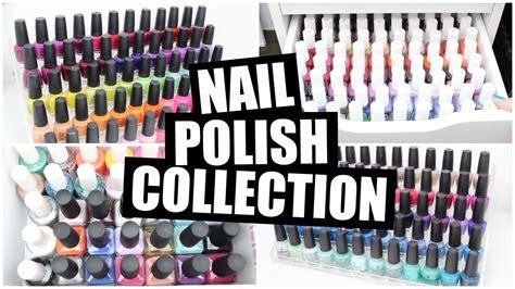 My Nail Polish Collection!