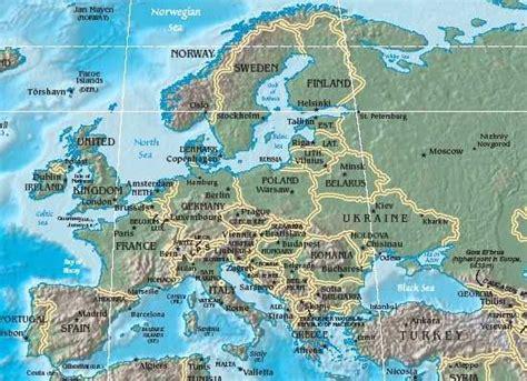 european mountain ranges map quotes