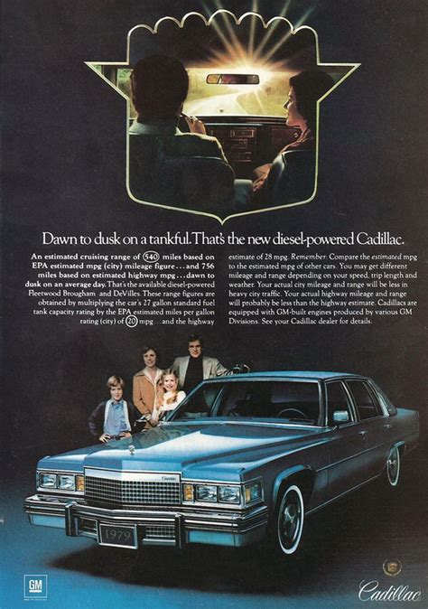 Model-Year Madness! 10 Luxury-Car Ads From 1979 | The ...
