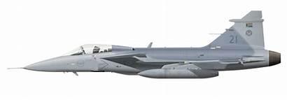 Gripen Fighter Jet Air Plane Saab Force