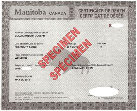 applying for long form birth certificate canada identity certificates manitoba vital statistics agency