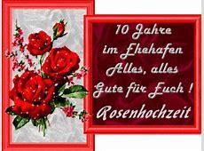 Rosenhochzeit 1
