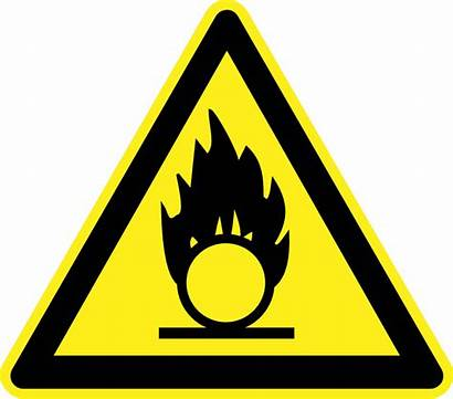 Warning Hazard Signs Sign Fire Clipart Cent