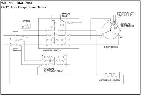 copeland compressor wiring diagram download wiring