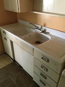 vintage kitchen sink farm sink metal kitchen cabinet set