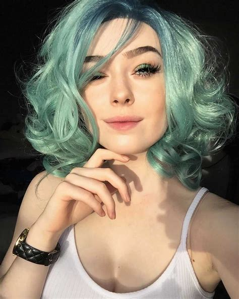 25 Green Hair Color Ideas You Have To See Ninja Cosmico
