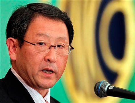 Toyota President Akio Toyoda apologizes for global recalls ...