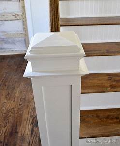 How to Build a Newel Post Newel posts, Staircases and