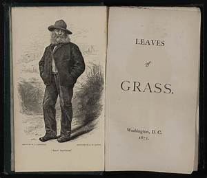 Walt Whitman and Leaves of Grass: Revising Himself ...