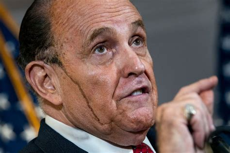 Rudy giuliani's home, office searched by federal agents as part of lobbying probe. Did Rudy Giuliani Suggest Borrowing a Legal Tactic from 'My Cousin Vinny'?