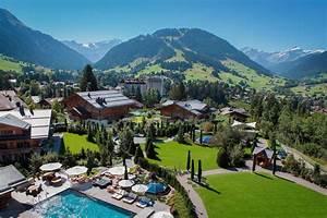Swiss Alpine Luxury At The Alpina Gstaad Hotel