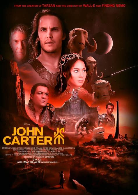 cast of john carter from mars 17 best images about john carter movie cast on pinterest
