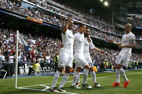 Real Madrid Vs Wolfsburgo El Decálogo De Las Remontadas