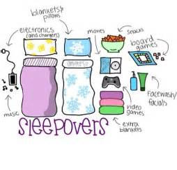 quotes about sleepovers with friends