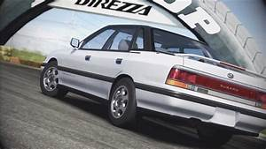 1990 Subaru Legacy Rs Review Forza 4 May Top Gear Dlc
