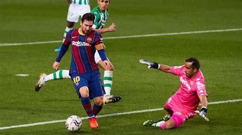 Barcelona-Betis: resultado, resumen y goles del partido de ...