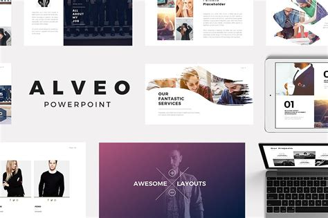 Minimalist Powerpoint Template Free 2 by 30 Aesthetic Powerpoint Templates For Clean Presentations 2018