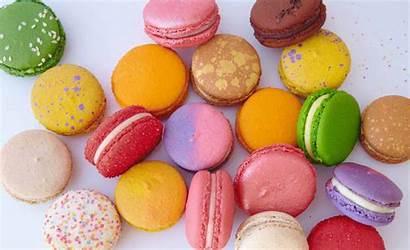 Sweet Macarons Tout Patisserie Await Yigit Creations