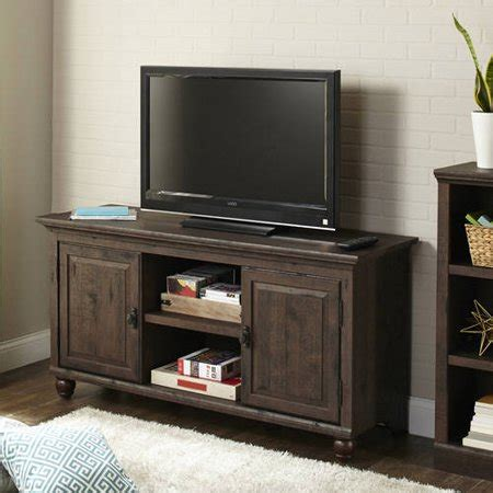 better homes and gardens tv stand better homes and gardens crossmill collection tv stand