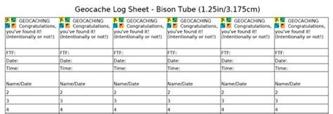 17 best about geocaching on the columns and free printables
