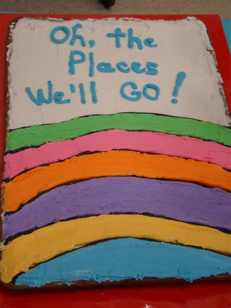 dr seuss quot oh the places we ll go quot cake for preschool 630   52cd6b921ee4a9811dee2f2336ee2544
