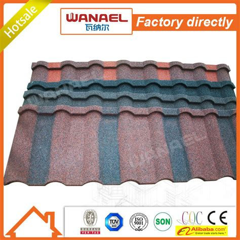 roof tile flat imitation terracotta clear brick roof