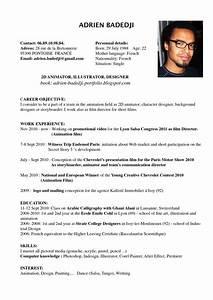 english cv curriculum vitae With english cv example