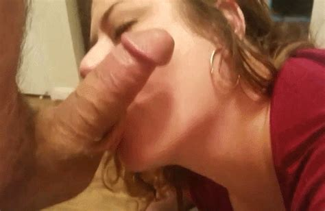 Horny Amateur Wife Sucking