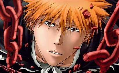 Bleach Kurosaki Ichigo Anime 4k