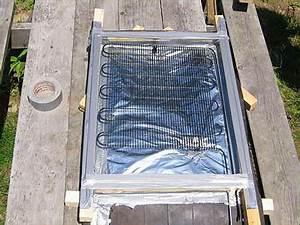 Fabriquer Chauffe Eau Solaire : fabriquer un panneau solaire thermique pour moins de 5 ~ Melissatoandfro.com Idées de Décoration