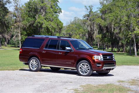 Ford Expedition by 2015 Ford Expedition El Platinum Driven Picture 636451