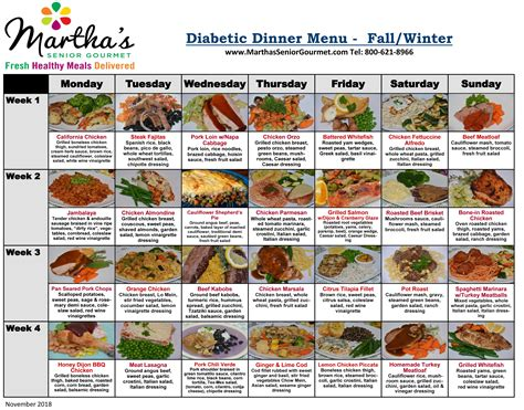 Find out how you can eat well for both. Diabetic Menu