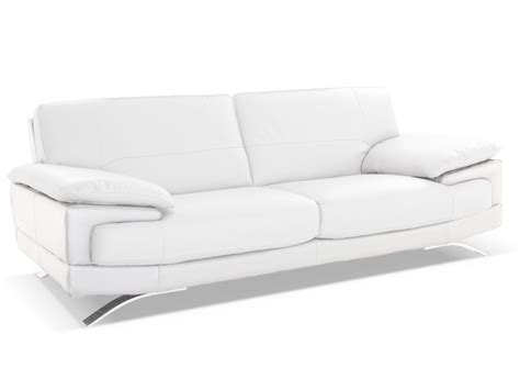 canap cuir blanc conforama canape cuir blanc 3 places 28 images canap 233 3