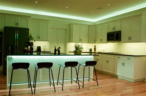 Kitchen Lighting Ideas Over Island - ambient lighting we show you how