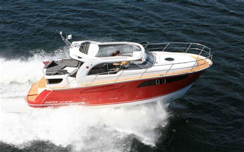 cabin cruiser boats marex 320 aft cabin cruiser superyachts news luxury