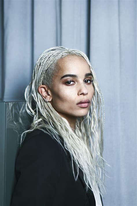 zoe kravitz named ysl beautys  global makeup