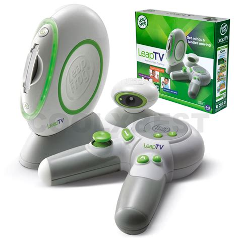 leapfrog console new leap frog leaptv educational tv console