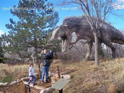 Ogden Dinosaur Park