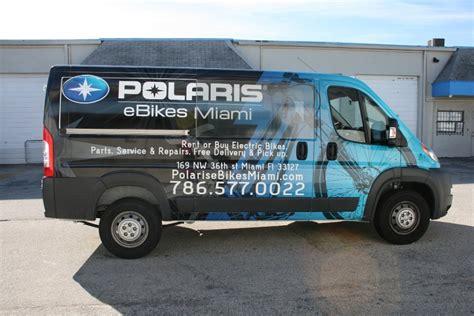 Ram Promaster Vans Vehicle Wraps, Graphics & Lettering