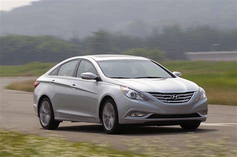 2011 Hyundai Sonata 2.0 Turbo Priced From $24,145