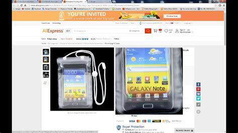 waterproof dry bag mobile phone case vodootporna futrola