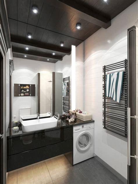 ideen fuer kleine baeder und badezimmer bilder