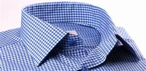 white light blue and dark blue checkered shirt With chemise a carreaux rouge et bleu homme
