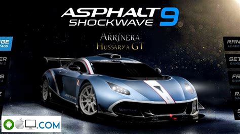 Asphalt 9 Legends Download  Asphalt 9 Apk, Ios, Pc Ad Free