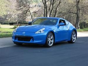 Nissan 370z Cabriolet : 2009 nissan 370z sport package coupe ~ Gottalentnigeria.com Avis de Voitures